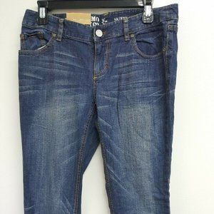 New Mossimo Supply Fit 6 Low Waist Skinny